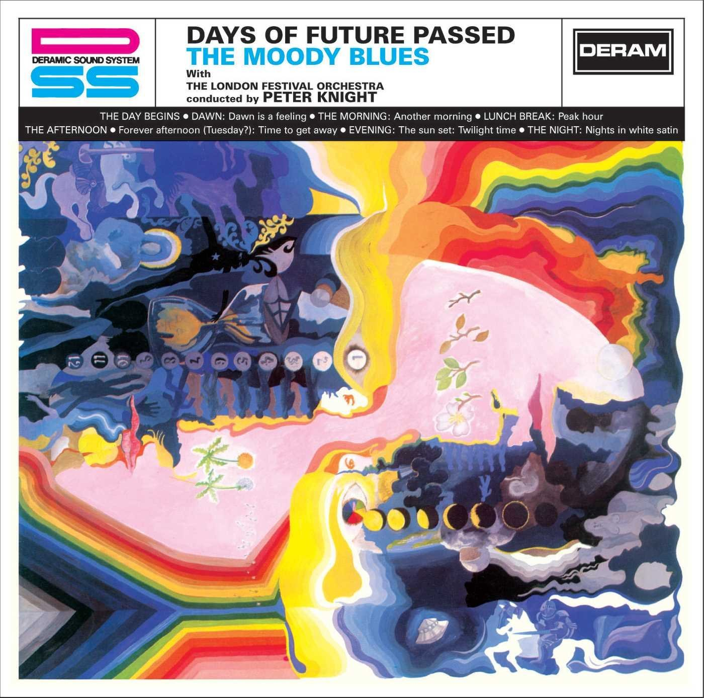 Days of Future Passed-Awesome Albums